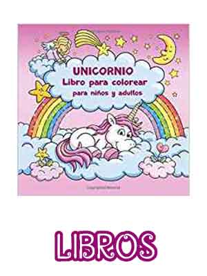 Unicornios Para Colorear Imágenes Para Imprimir Y Pintar