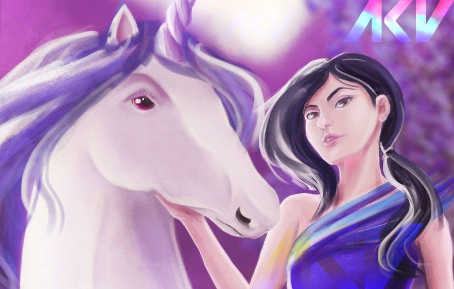 Imágenes De Unicornios Animados🦄, Listas Para Imprimir