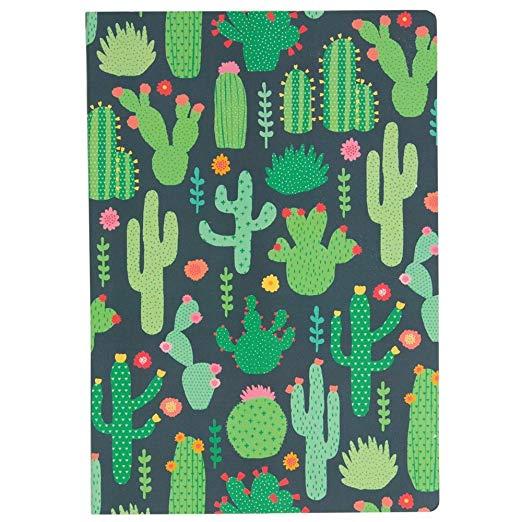 libreta de cactus